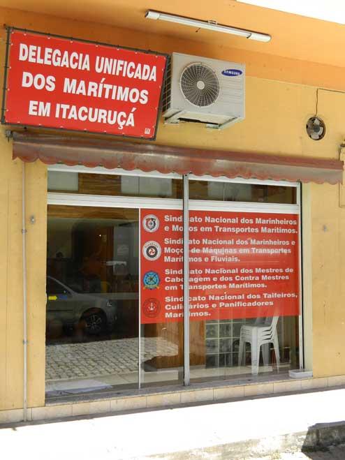 Delegacia Itacuruçá-RJ